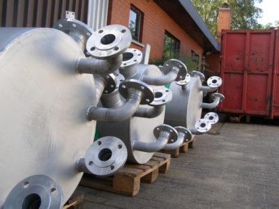 Tankbouw met of zonder PED-keuring